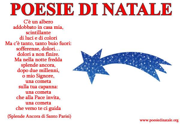 Poesia Di Natale Per Bambini 2 Anni.Le Piu Belle Poesie Di Natale Da Leggere Poesie Di Natale Per Bambini E Non