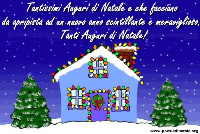 Frasi di natale auguri di natale for Messaggi divertenti di buon anno